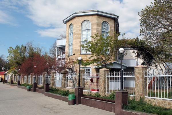 Фирма: Дом - музей М.А.Волошина в посёлке Коктебель