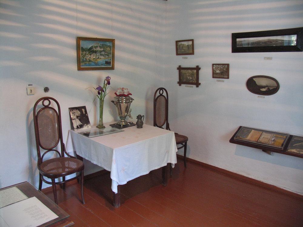 Фирма: Дом-музей А. С. Грина в городе Старый Крым