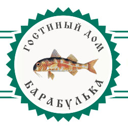 Барабулька, гостиный дом  логотип