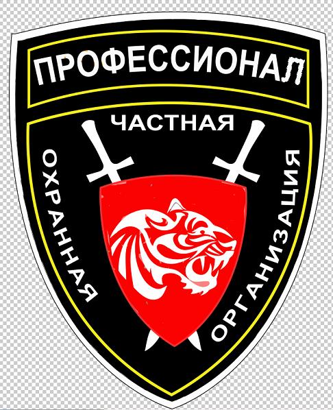 ООО ЧОО ПРОФЕССИОНАЛ логотип
