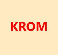 Кром, фирма логотип