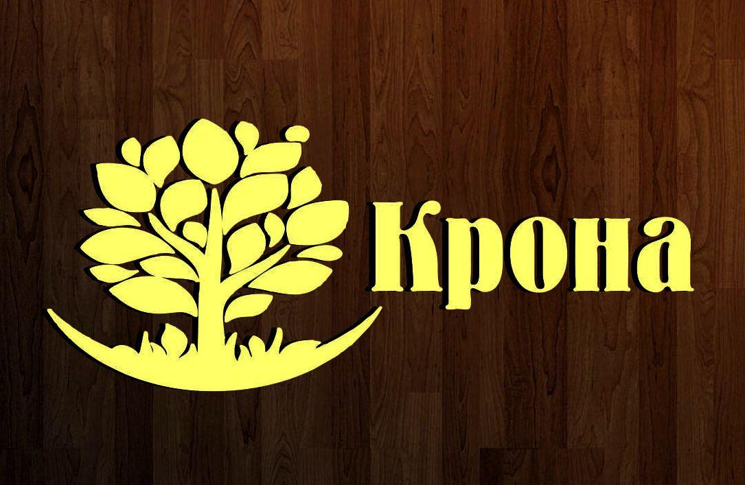Логотип Крона