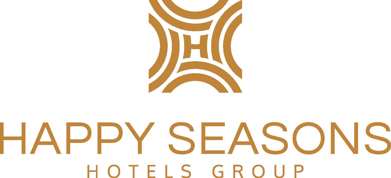Логотип Хэппи Сизон Хотелс Груп