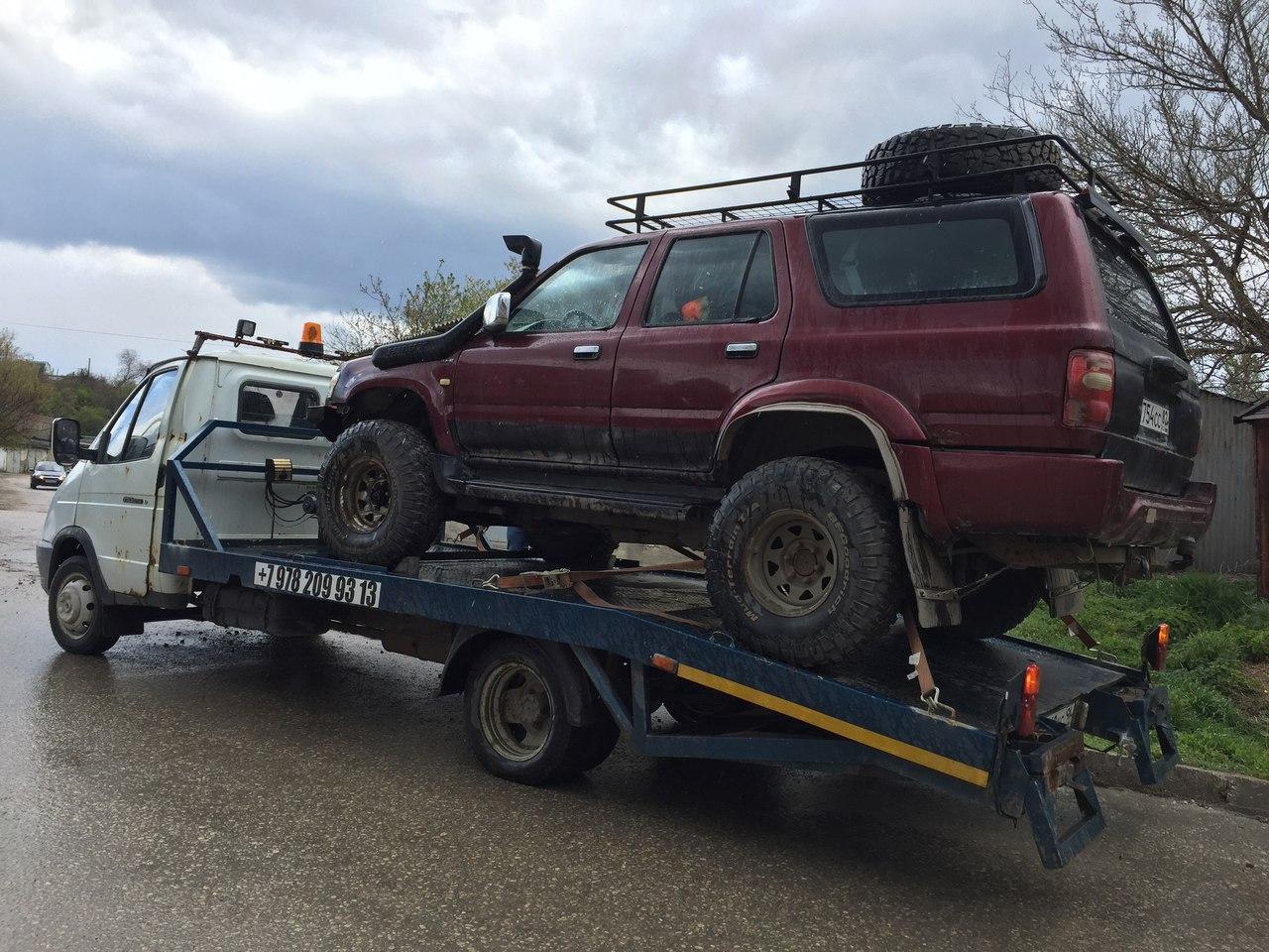 Фирма: Эвакуатор в Феодосии, Повелитель грузов