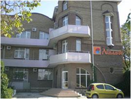 Фирма: Гостиница Левадия