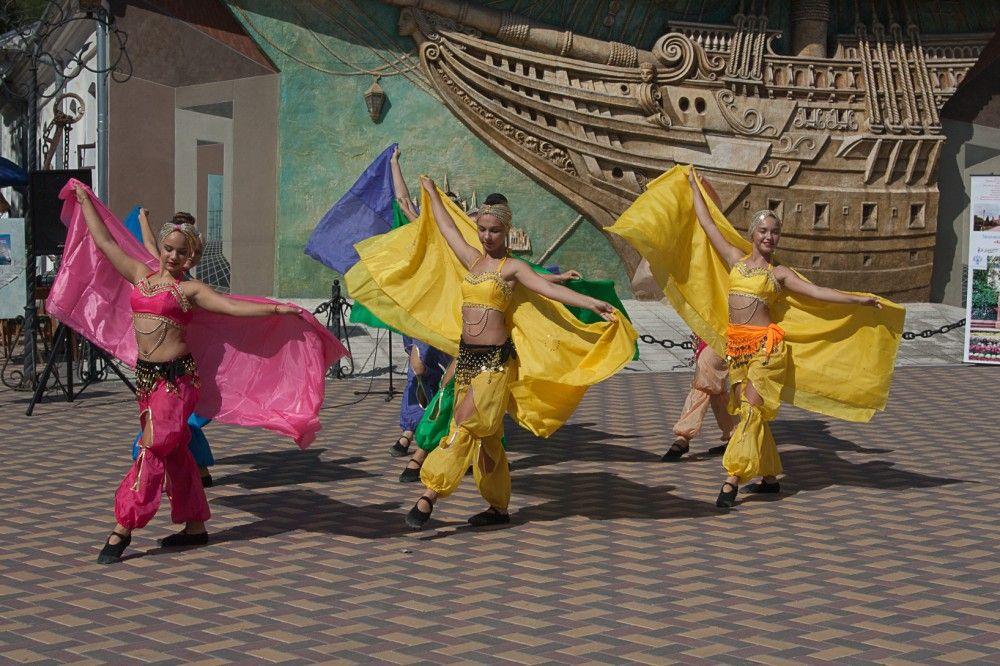 Подвели итоги феодосийского фестиваля «Алые паруса»