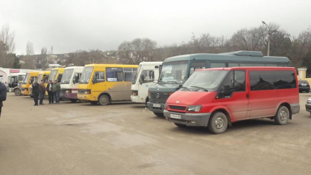 В июле возможен транспортный коллапс в Крыму?