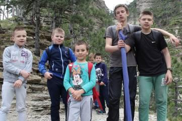 Спортсмены Ялтинской Федерации дзюдо совершили поход