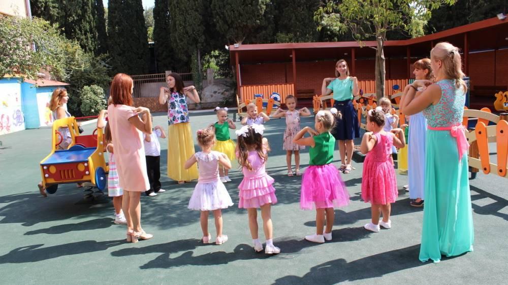За минувший год очередь в детские сады Ялты уменьшилась на 14%
