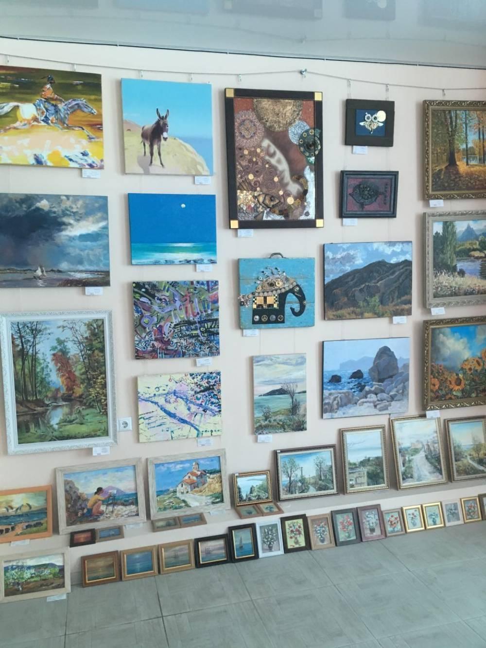 В Феодосии открывается картинная галерея