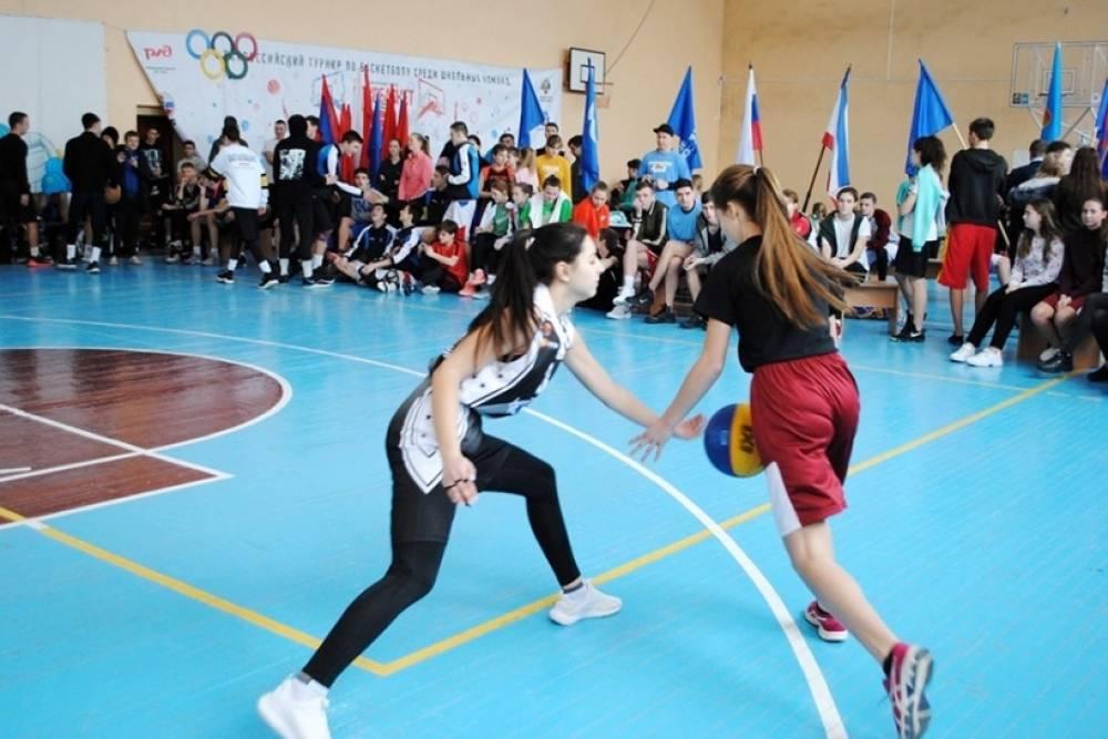 В Алуште пройдет Суперфинал Крымской школьной лиги по баскетболу 3х3