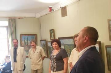 «Киммерийский пленэр» в Феодосии