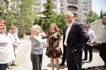На что жители Ялты пожаловались Аксенову?