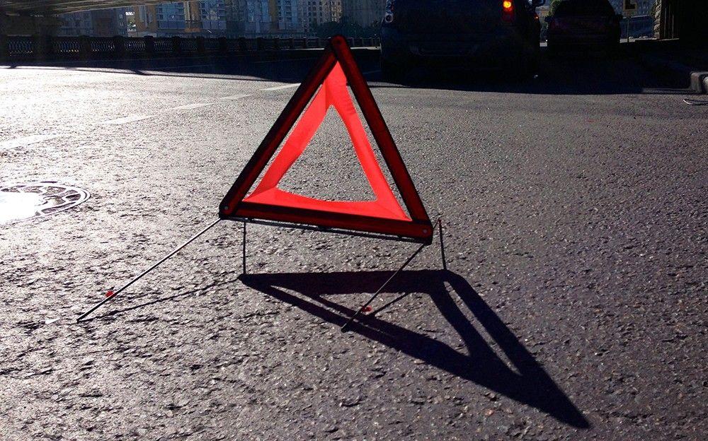 На трассе под Феодосией в аварии пострадал пьяный водитель на «жигулях»
