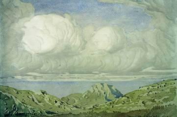 В феодосийской галерее Айвазовского сейчас действуют шесть выставок