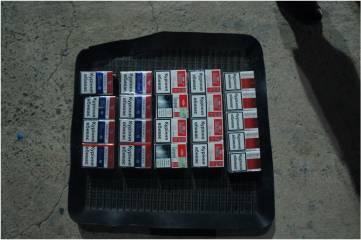Украинца задержали за контрабанду табачной продукции