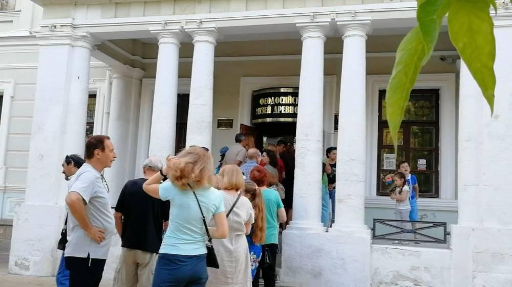 «Ночь музеев» в музее древностей