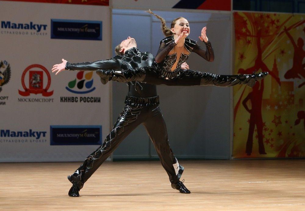 Республиканский турнир по акробатическому рок-н-роллу в Феодосии