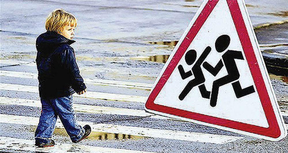 В Крыму следующую неделю объявили неделей безопасности детей на дороге