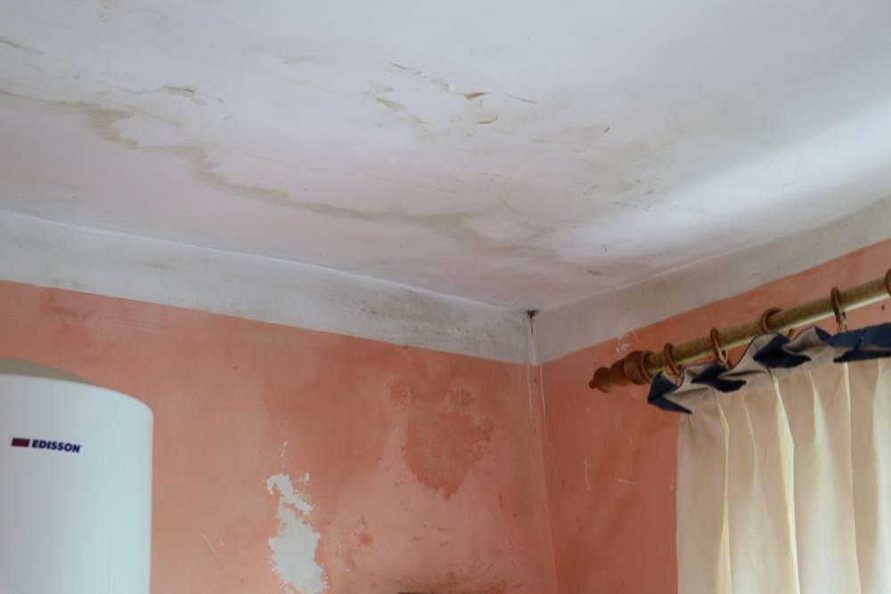 Протекающая крыша, тарифы и уборка