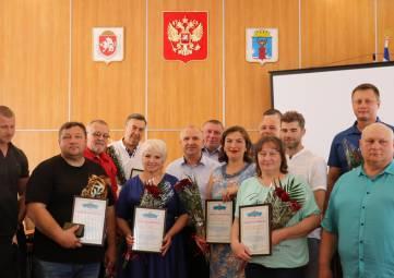 В Феодосии отметили лучших предпринимателей города