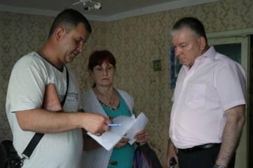 В ходе приема граждан решаются проблемы феодосийцев