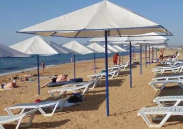 В Феодосии не дают «благоустроить» пляж