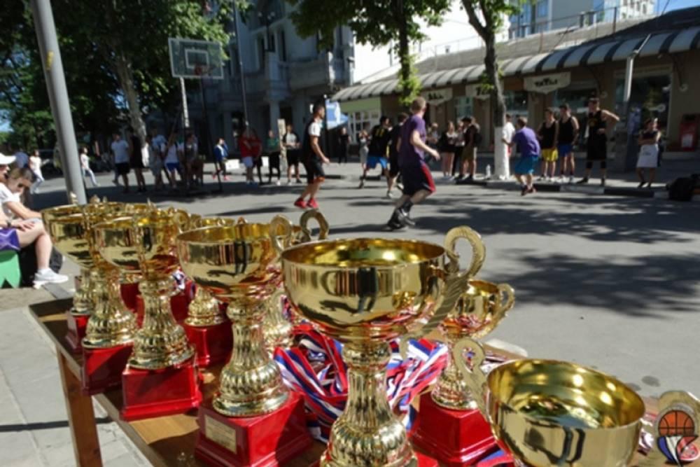 1 июня в Симферополе пройдут соревнования по стритболу