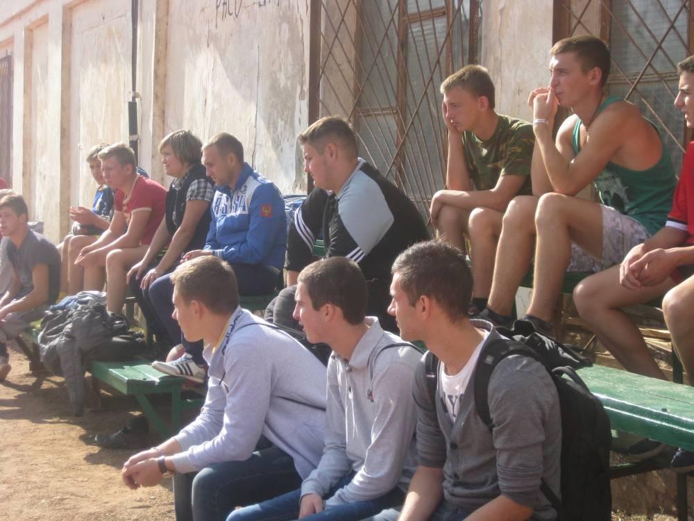 В Приморском прошла спартакиада завода «Море»