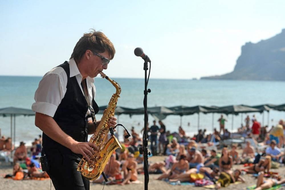 Сезон джаза в Коктебеле открывает аккредитацию
