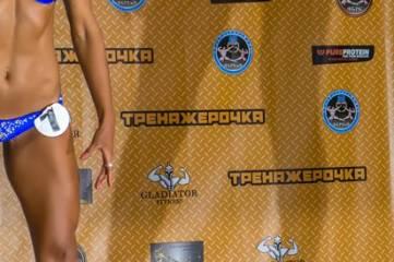 В Феодосии состоялся финал конкурса фитнес-бикини