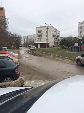 Феодосийское «гетто»