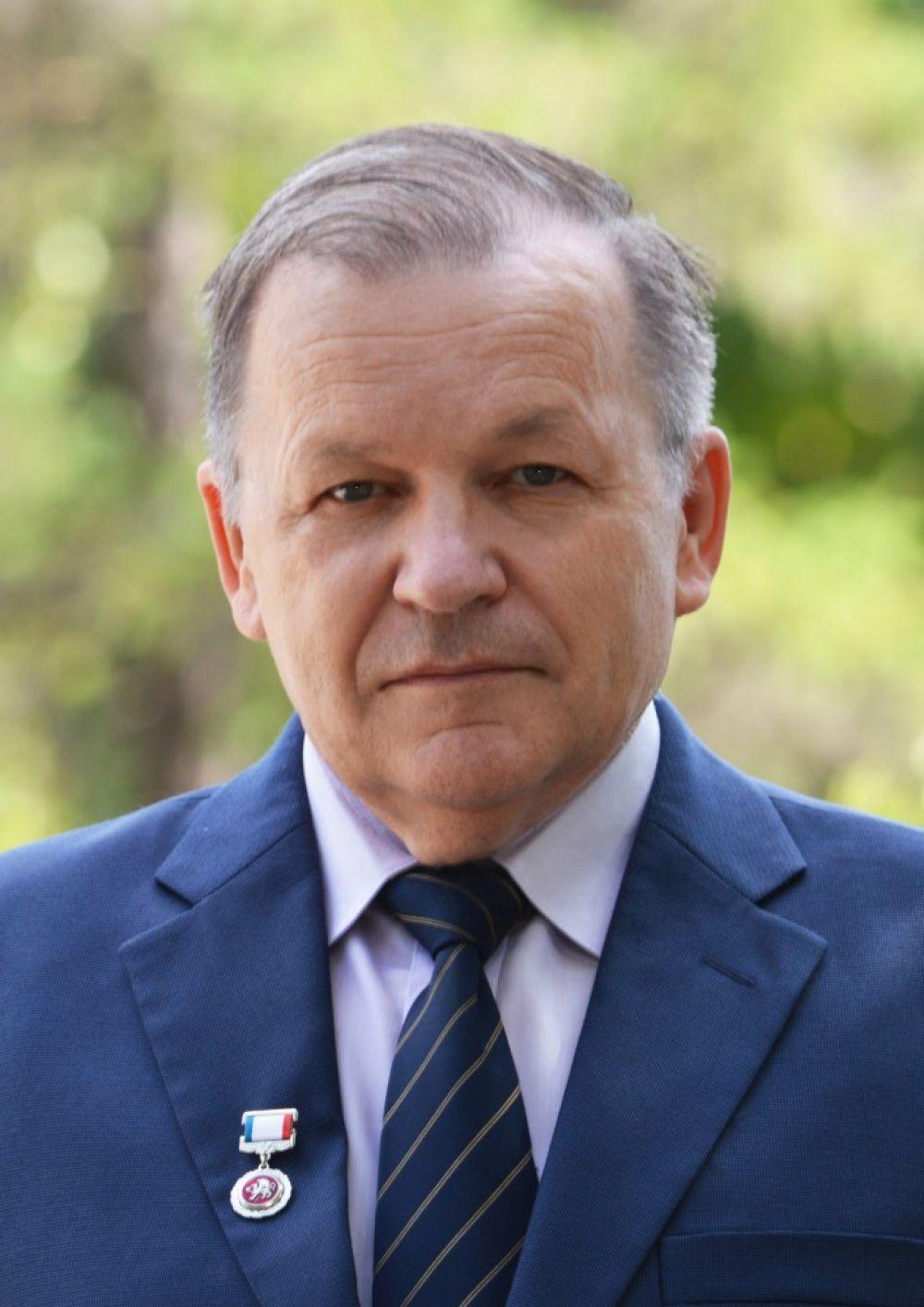 Анатолий Деркач: «Меня называют стресс-менеджером»