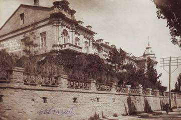 Феодосия, закрытие санаториев, аресты