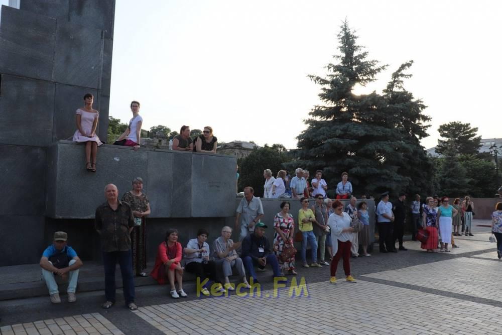 Министр культуры Сердловской области привезла в Керчь свои лучшие коллективы