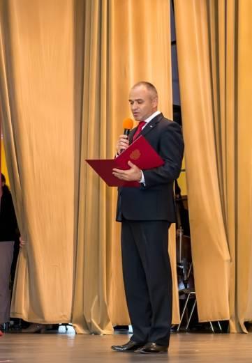Фоторепортаж дня: День учителя в Феодосии