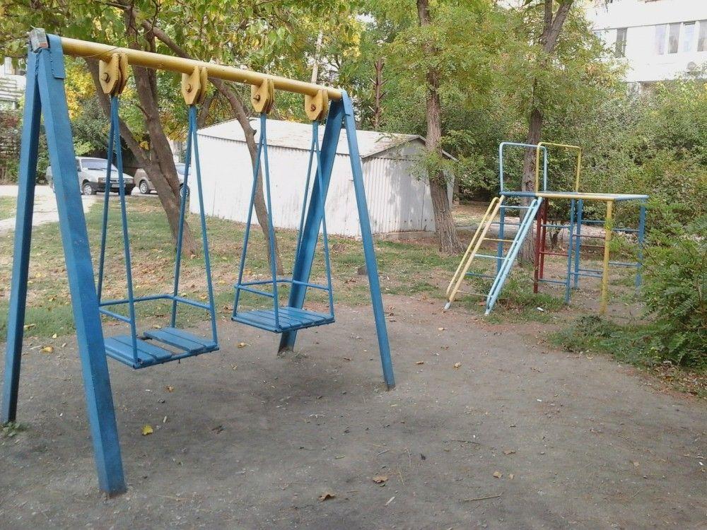 В Феодосии установят новые детские площадки