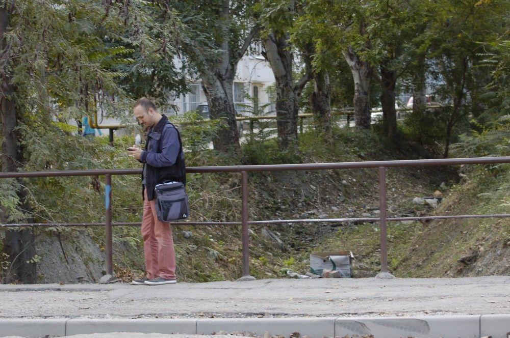 Феодосийцы продолжают сбрасывать мусор в генуэзский ров
