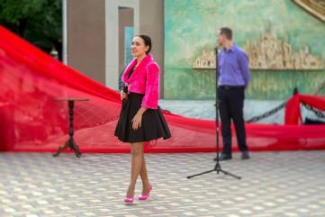 Феодосийский «Парадокс» открыл театральный сезон. Фоторепортаж
