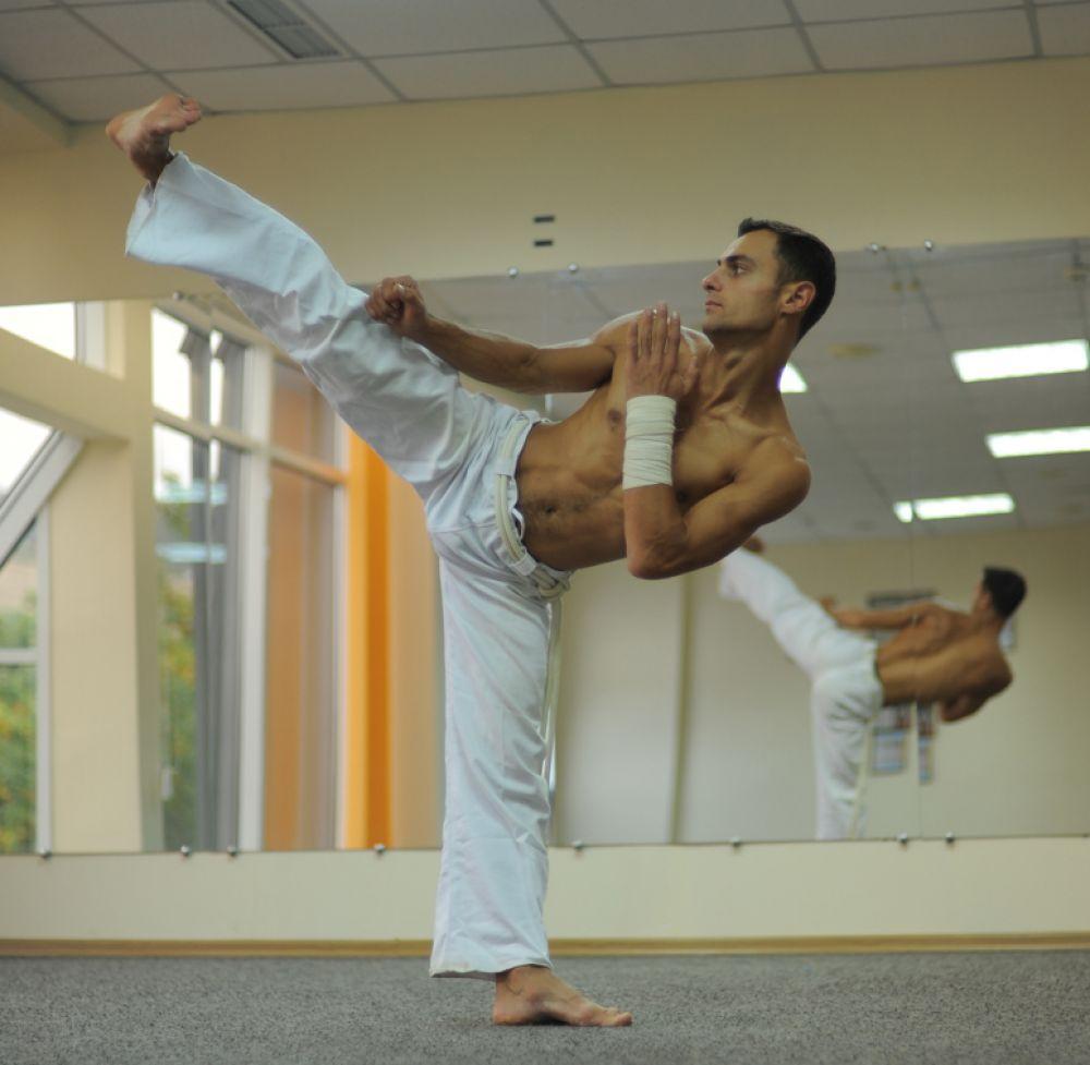 Капоэйра — боевой «танец»