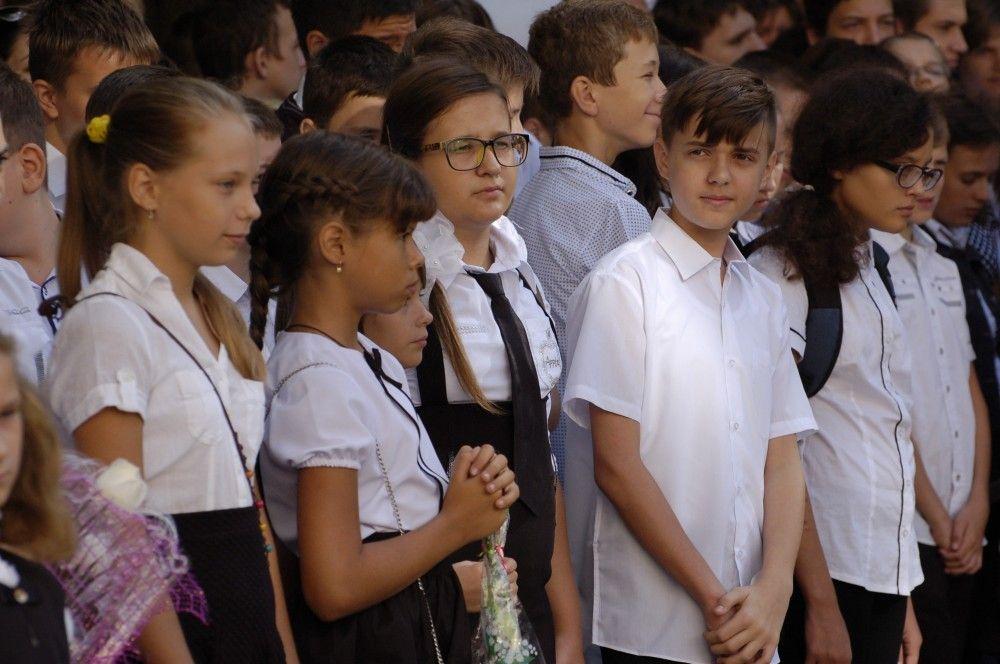 Для феодосийских школьников определили время осенних каникул