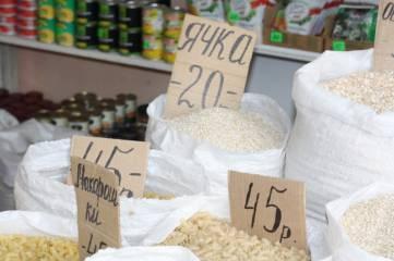 Цены на центральном рынке Феодосии