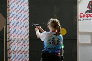 Алушта стала местом проведения дебютного Открытого первенства Крыма по практической стрельбе
