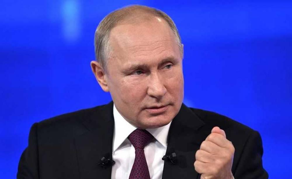 Путин сказал о судьбе украинских вояк, задержанных в Керченском проливе
