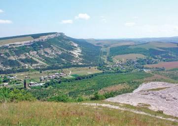 Шесть долин Крыма