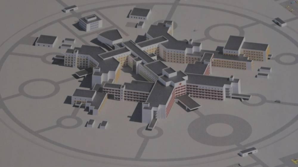Новый медцентр построят в Феодосии