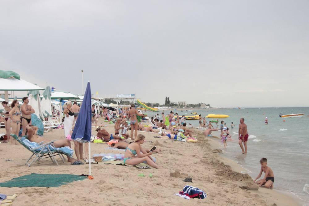 Семь городов Крыма лидируют по популярности у туристов