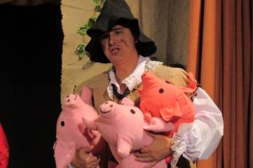 Феодосийский театр «Парадокс» приглашает на волшебную сказку для детей