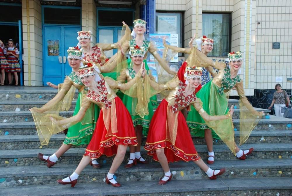VIII Международный фестиваль-конкурс «Звёзды Тавриды» в селе Морское