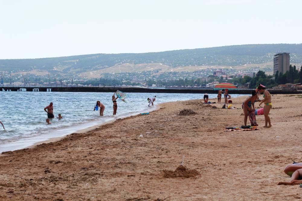 В Крым за курортным романом